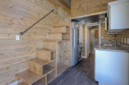 Shipping-Container interior